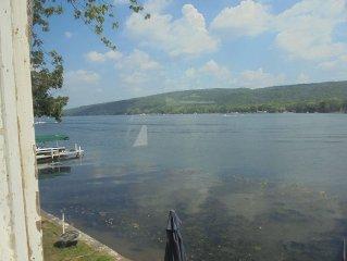 Come to Honeoye Lake and Have Fun!