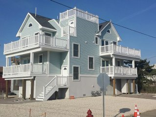 Brand New Beach House Located In The Heart Of Beach Haven.