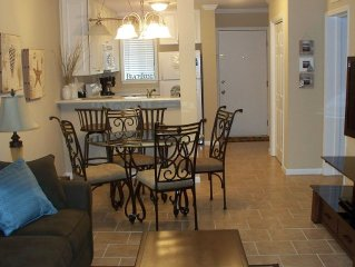Newly Renovated Condo in Beautiful Beach Front Resort