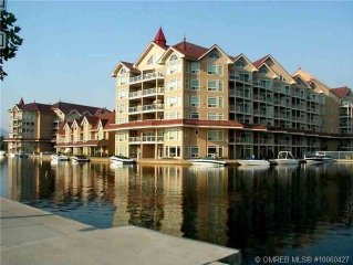 Beachfront Condo In The Heart Of Downtown Kelowna