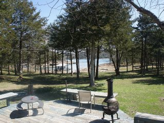 Fabulous Lake Front Home With Private Dock For Your Enjoyment Of Beaver Lake