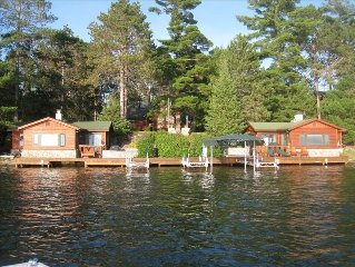Northwoods Retreat - Lakeside Cabin