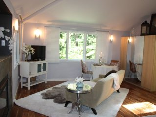 Luxurious Creekside Studio minutes from downtown Mill Valley, PRIVATE unit