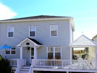 Historic Oceanfront Cottage Near Downtown Carolina Beach!