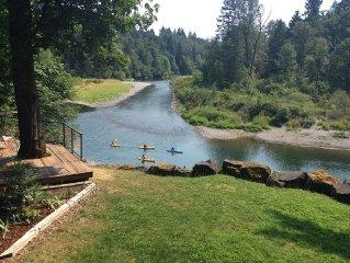 Lewis River Retreat