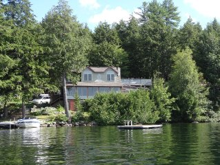 Beautiful Waterfront Executive Home w/ dock and spectacular sunsets