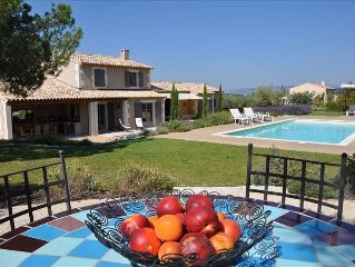 Authentic Provencal Villa with Heated Swimming Pool