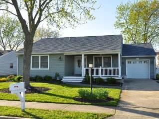 Centrally Located Ranch Home With Fenced In  Backyard & Two Master Bedrooms