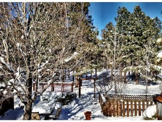 Wooded Golf Course Views! 5 Bdrm Lodge Home w/ Country Club Access