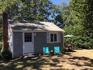 Brewster, MA Beach Cottage with 1/2 Mile of Private Beach for your Enjoyment.