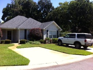 3 Bed/2 bath Home with Sunroom & Pool - Close to Everything