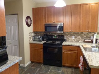 Upgraded 2 Bed/ 2 Bath Condo On Ground Level (No Smoking, No Pets)