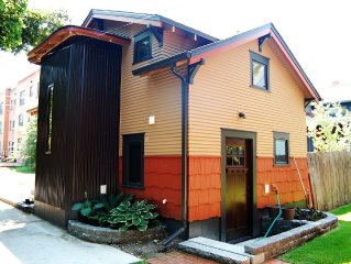 Cozy, Modern Bungalow in the Heart of DOWNTOWN !!