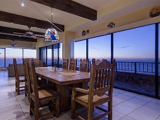 Incredible Double Unit Penthouse Overlooking the Ocean-3100'