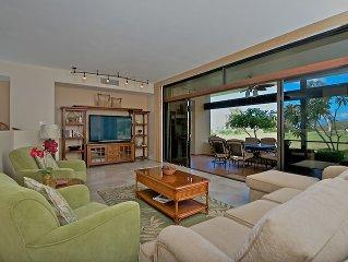 Newly Remodeled, Luxurious Villa. 2BD/2BA. Ground Floor, W/ Huge walk-off Lanais