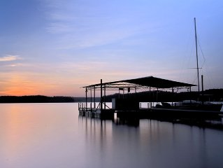 Your perfect vacation home on Lake Lanier
