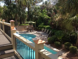 Perfect BEACH home for large families!  Steps to Beach and on Beach path!