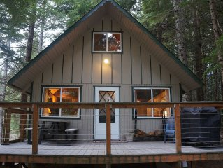 Mt. Rainier Fun, Huge Deck, Hot Tub, Family Friendly, Near Gates To Paradise