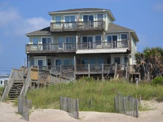 Beautiful Dog Friendly Oceanfront Home