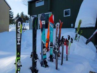 Sugarbush Ski in/out, 3+ Bedroom, 2.5 Bath, Lincoln Peak Chalet