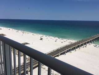 3 Br /3 Bath Corner Unit. The Best View In Navarre