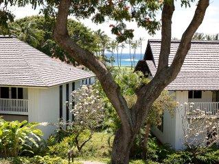 Intimate and Elegant Kiahuna Partial Ocean View