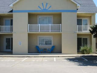 Charming Beach Condo Just Steps From The Ocean.
