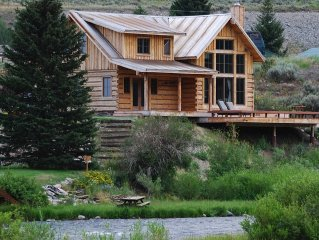 Summer 2017 Still Available!! Yellowstone Getaway on the Madison River!