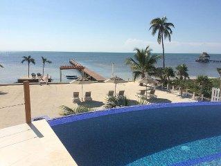 Caribbean Paradise, Private Beach, Ocean Front, Pier, Infinity Pool, Island!!!