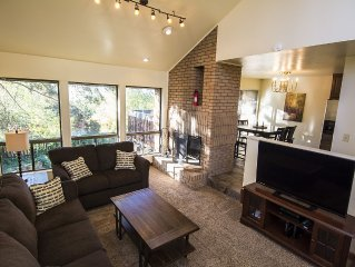Stay Minutes From Snowbird And Alta In A Beautiful Comfortable Ski Home!