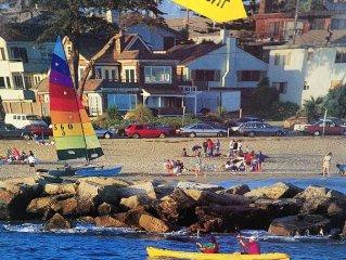 3 DOORS FROM TWIN LAKES BEACH - ELEVATOR -WIFI- Sweeping Views -$1800 Weekly