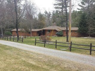 Fisherman's Retreat.   On South Branch of AuSable River, Clean, Comfortable