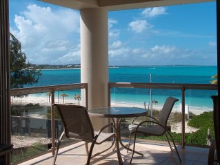 Direct Ocean Front Right On Grace Bay...Great Deal For The Money