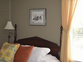 Idyllic Lodge In Sandhills For Reunions, Weddings, & Equestrian Vacations