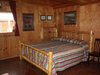 Private cabins Near Denali National Park