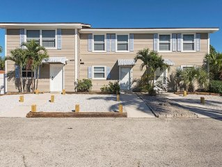 Newly-Renovated with a Waterfront Dock, Near 5th Ave & the Beach