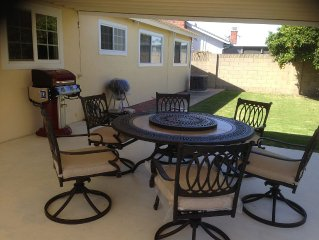 Sunny Side Spacious Home, Central in Orange County,In the Heart of Little Saigon