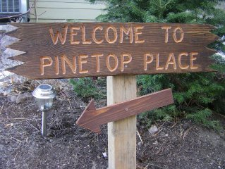 Pinetop Place - Perfect for a Quiet Get-away for Couples