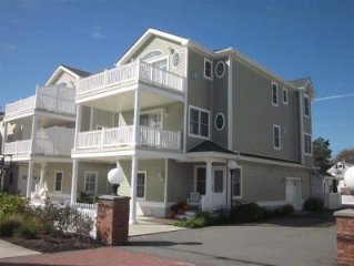 Exclusive NJ Shore home with POOL! Best beach in Sea Isle, playground & bathroom