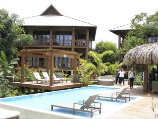Beautiful Villa In Tela Bay At Indura Golf Resort
