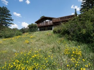 Spacious 1650 Sq Ft. Cabin Sleeps 8, Private Deck Hot Tub; Adjacent To RMNP