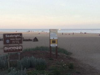 Walk To Seabright Beach, The Santa Cruz Boardwalk And Yacht Harbor!