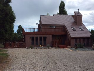 Great Mountain Home Across The Highway From Ski Apache In Alto Lakes Cntry Club
