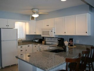 4 Minute Walk To Beach Remodeled Townhome In Ocean Park Meadows 3BR, 1.5BA