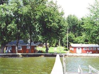 Chautauqua Lake Front Cottage