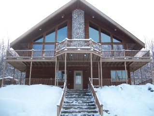 The Chandalet, Luxury Trailside Lodging On Big Powderhorn Mtn, Bessemer Mi