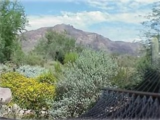 Luxury Furnished Home Rental in Gold Canyon under Superstition Mountain