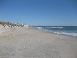 Fabulous Ocean and Canal Views at Carolina Beach