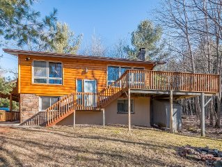 Windham:  June AVAIL!  High Speed WIFI, Private deck, Watch Video!
