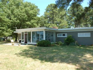 Chesapeake Bay/Rappahannock River with Private Sandy Beach and